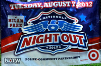 National Night Out 2012 @ Milam Park